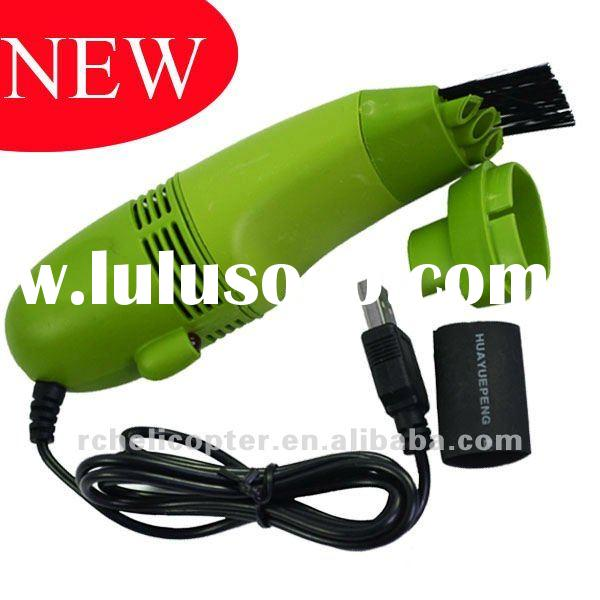 New USB Mini Vacuum Keyboard Cleaner For Laptop Computer PC Keyboard Green