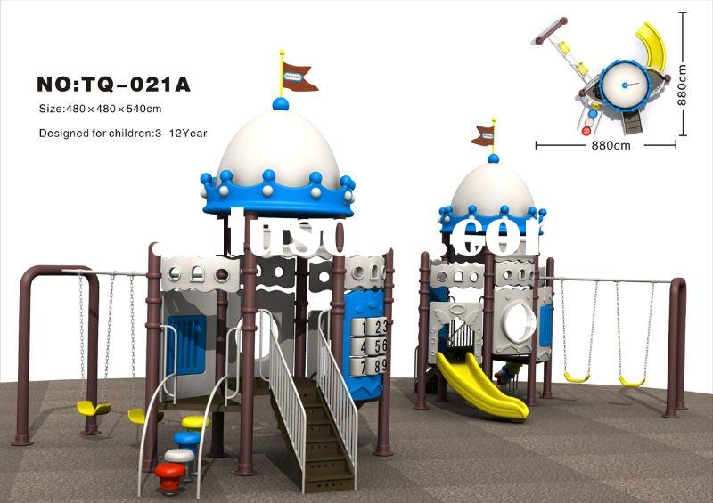 Newest CE Kids Play(outdoor playground equipment)