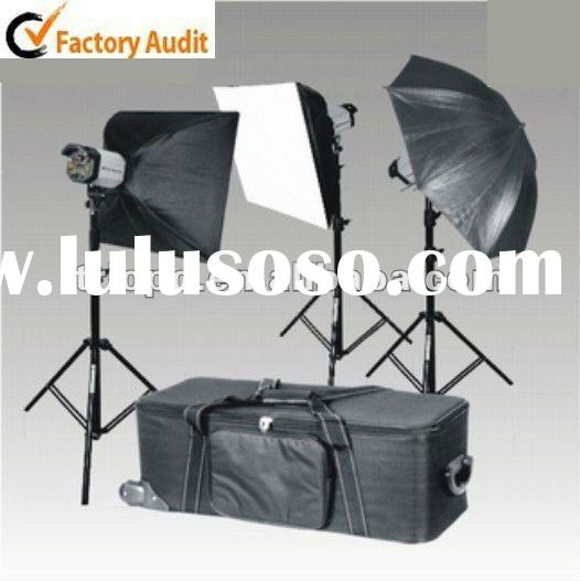 OUBAO DP-250 professional Studio flash light kit
