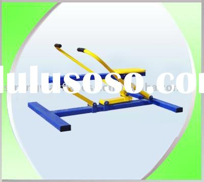 OUTDOOR FITNESS EQUIPMENT/OUTDOOR EXERCISE EQUIPMENT/OUTDOOR GYM EQUIPMENT - ROWING MACHINE(SW-097)