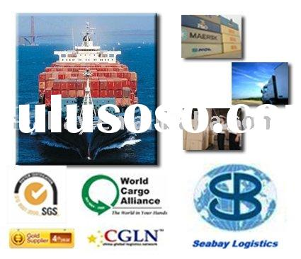 Ocean freight from China to worldwide