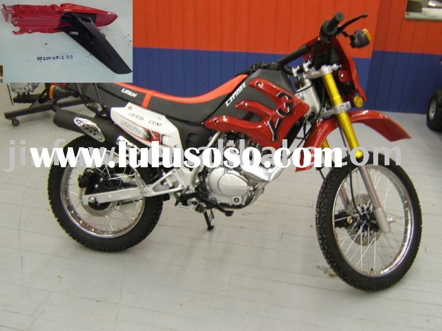 Off road bikes,dirt motorbike parts for honda GY125,Dirt bike lights,off road plastic parts