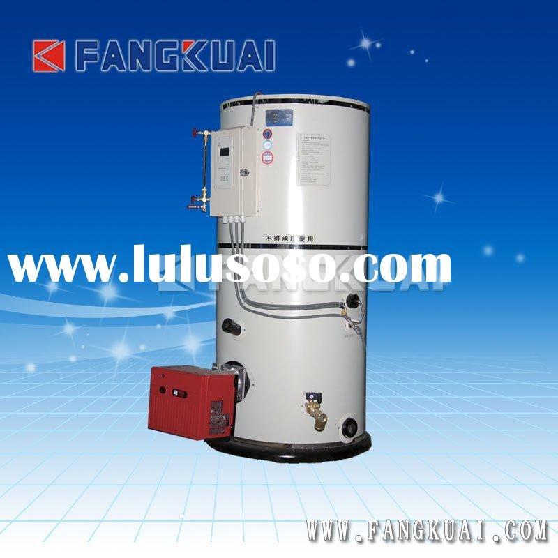 Small Water Boiler ~ Oil gas fired hot water boiler