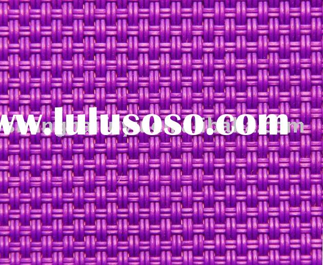 PVC Coated Mesh/vinyl mesh/outdoor mesh fabric/plastic mesh