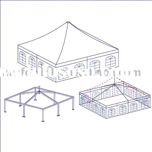 Big Tent Structure Big Tent Structure Manufacturers In