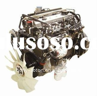 Phaser Natural Gas Engine for Vehicle