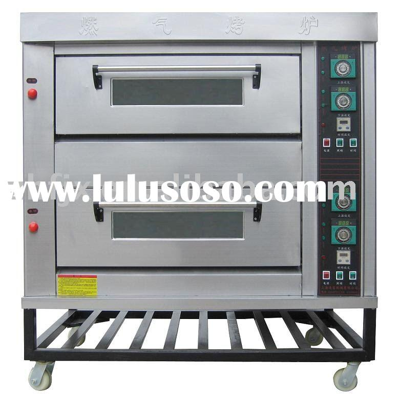 Pizza/Bread Oven YKL-24 (2 deck 4 trays)