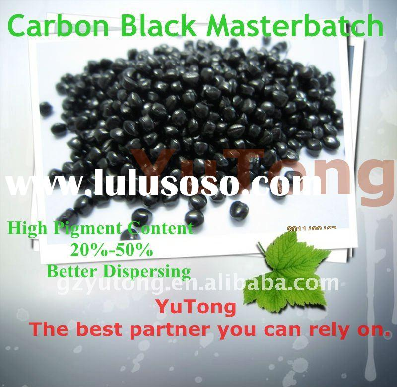 Plastic Carbon Black Masterbatch for PE/PP/PVC/ABS/HDPE/LDPE/LLDPE Film