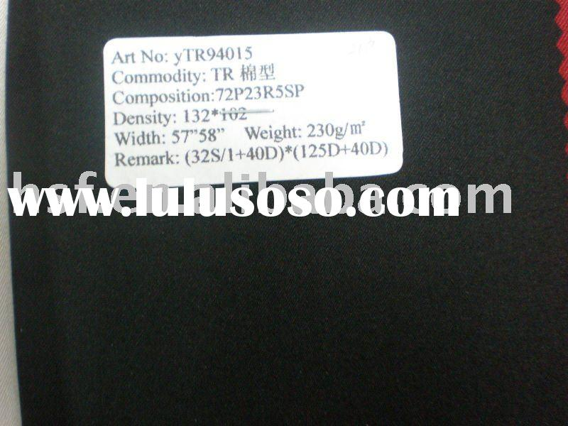Polyester Rayon Spandex Fabric