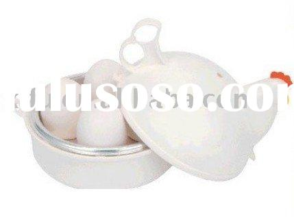 Portable Chicken Microwave Egg Cooker Egg Boiler Steamer 4eggs