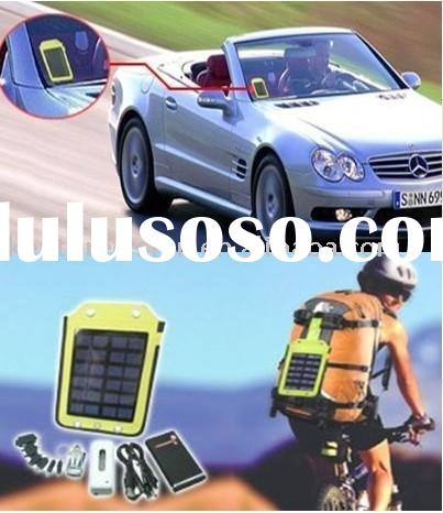 Portable Solar Charger for Ipad, Iphone, Ipod, BlackBerry, MP3, MP4