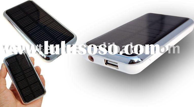 Portable solar charger for Mobile phones,ipod,3G,iphone,PDA,MP3,MP4,PSP,NDS,GPS