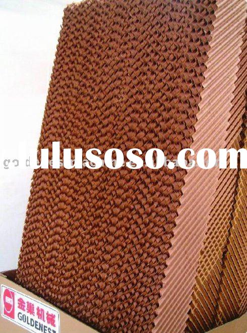 Poultry cooling pad system for chicken house/farming equipment