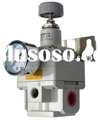 Precision Air pressure Regulator ( Air Filter+regulator,pressure reducing regulator,air source treat