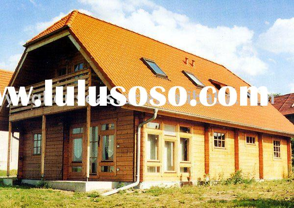prefabricated wooden house prefabricated wooden house design gable ...