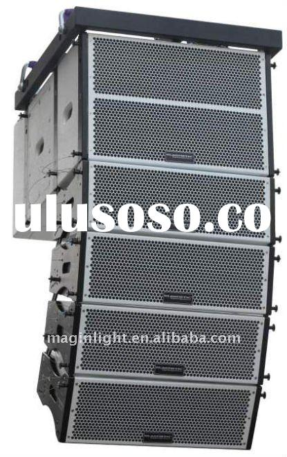 Professional Active Line Array Speaker