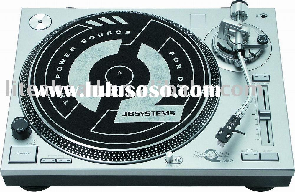 Professional DJ Turntable Q30D Mk2 With Selectable Phono Line Output