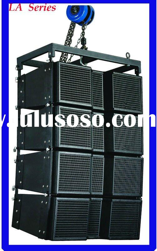 Professional Line Array Speaker System