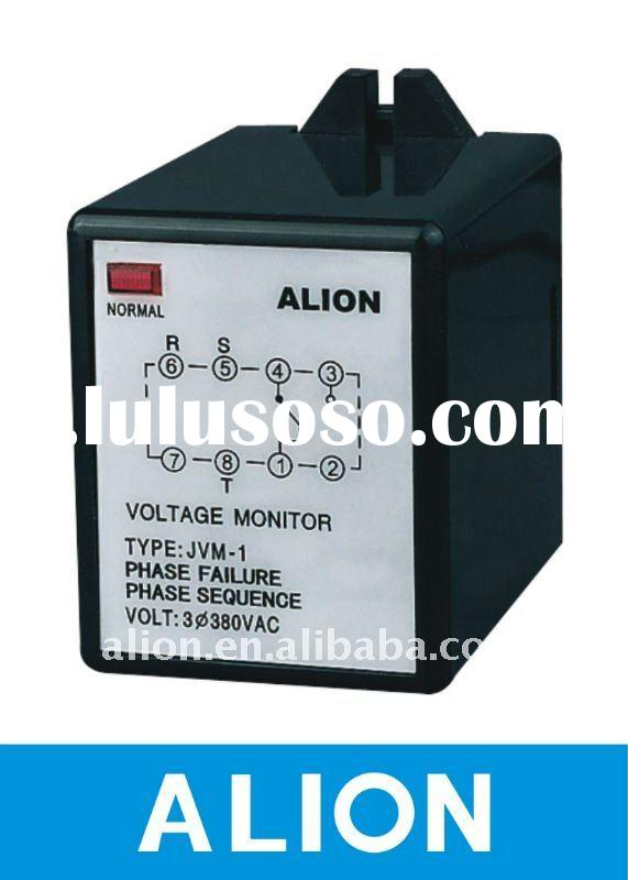 Protective 3-Phase Induction Motor Reverse Relay