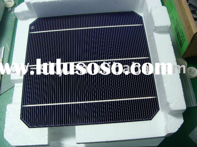 Q cell 6 inch poly solar cells,solar panels A grade