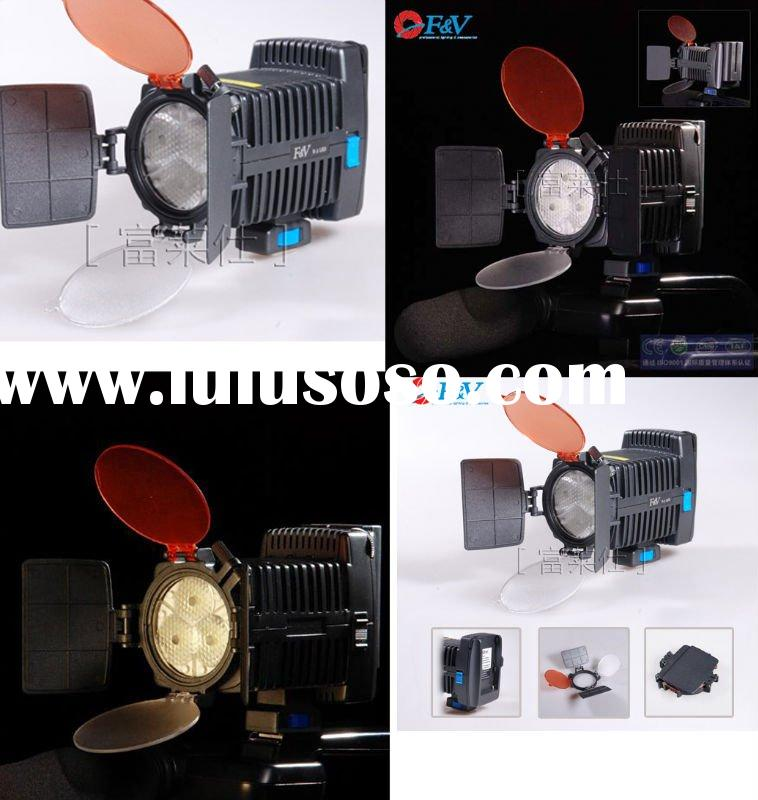R-3 LED on camera video light