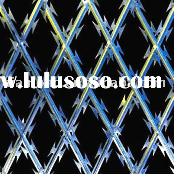 Razor Barbed Wire Mesh (Manufacturer)