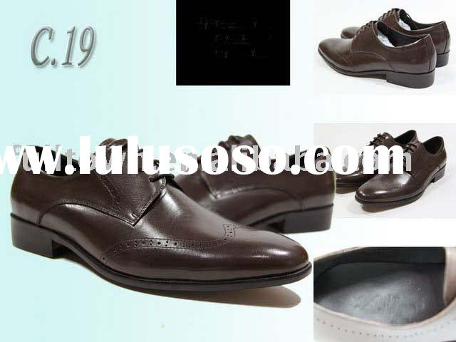 Real leather shoes,men's fashion shoes,dropship shoes!40-46#