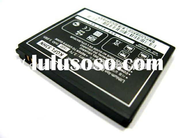 Rechargeable 1500 mAh lithium-ion Battery replacement for LG Optimus 2X P990 Battery cell phone batt
