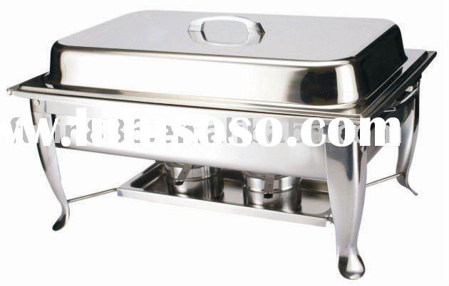 Rectangular chafing dish/buffet warmer/electric chafiing dish