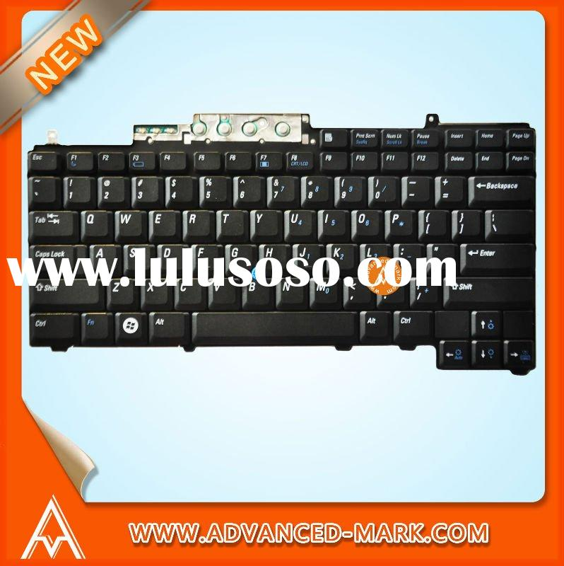 Replace Laptop Keyboard For Dell D620,A102,P/N:DR160 ,Black,US Layout
