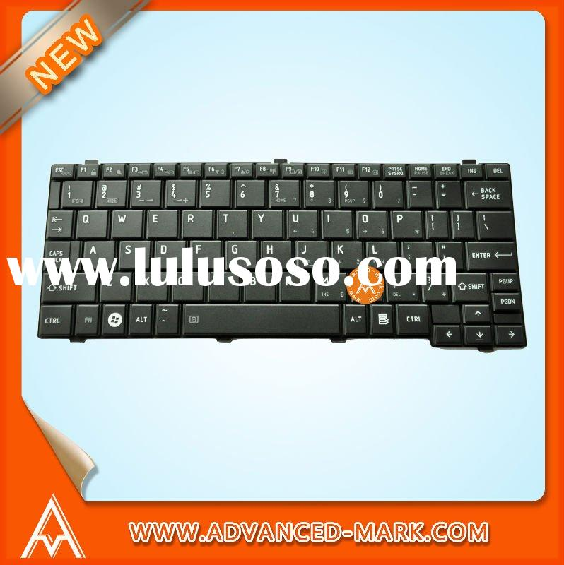 Replace Laptop Keyboard For Toshiba MINI NB200 NB205 Series,NSK-TS01D, P/N:9Z.N3D82.A01/AETL1U00010,