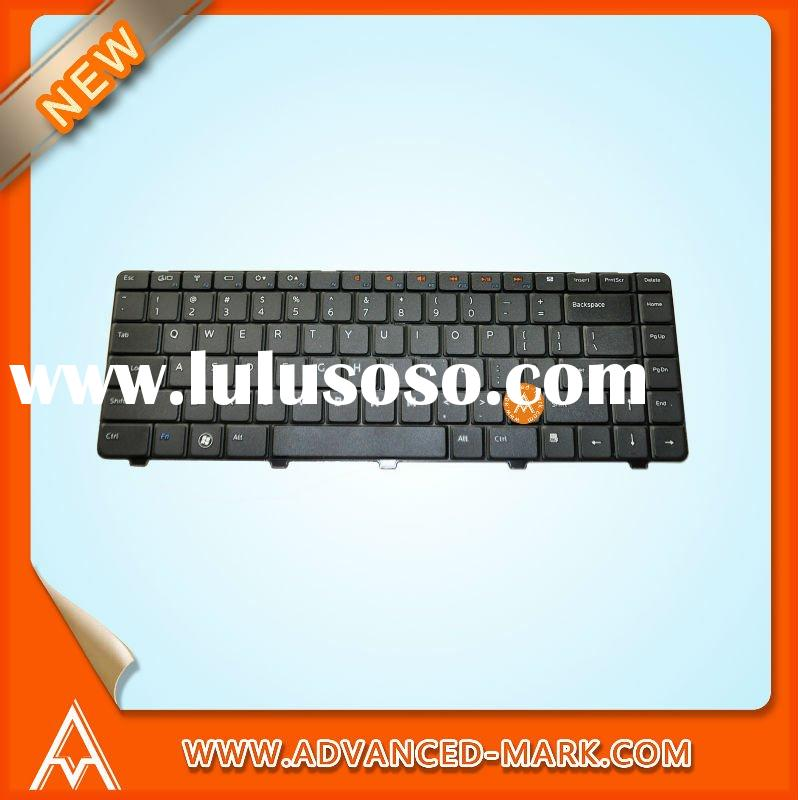 Replace Notebook Keyboard For Dell Inspiron 15Z N4010,NSK-DJD01,P/N:AEUM8U00110,Black,US Layout,S/N: