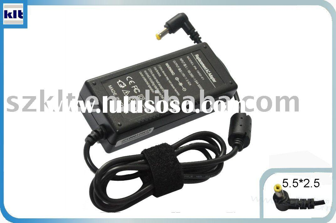 Replacement Toshiba 65W AC Adapter 19V 3.42A