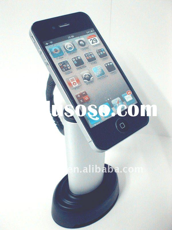 Retail Multi Alarm Self-alarming Security Display stand / Holder / Rack for tablet pc, ipad, iphone,
