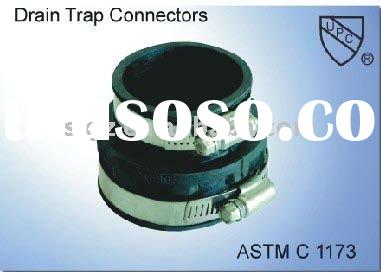 Rubber tube Drain trap Connectors(UPC approved)