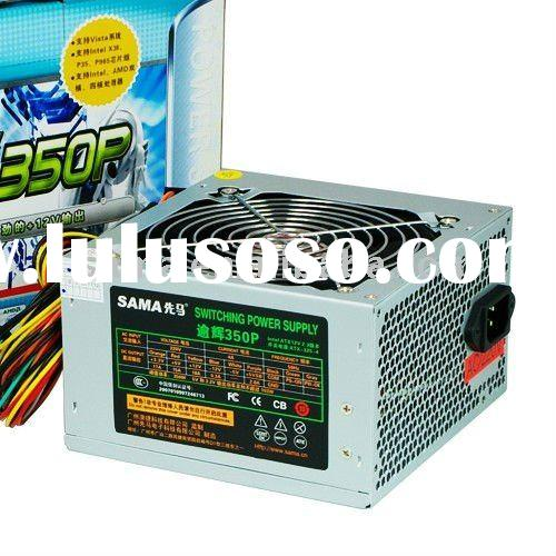 SAMA switching power supply ATX 2.31 12V 350W passive PFC