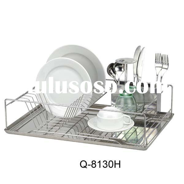 STAINLESS STEEL DISH RACK