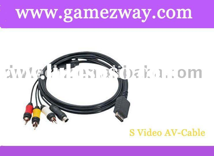 S-Video AV Cable for PS3 ,High quality