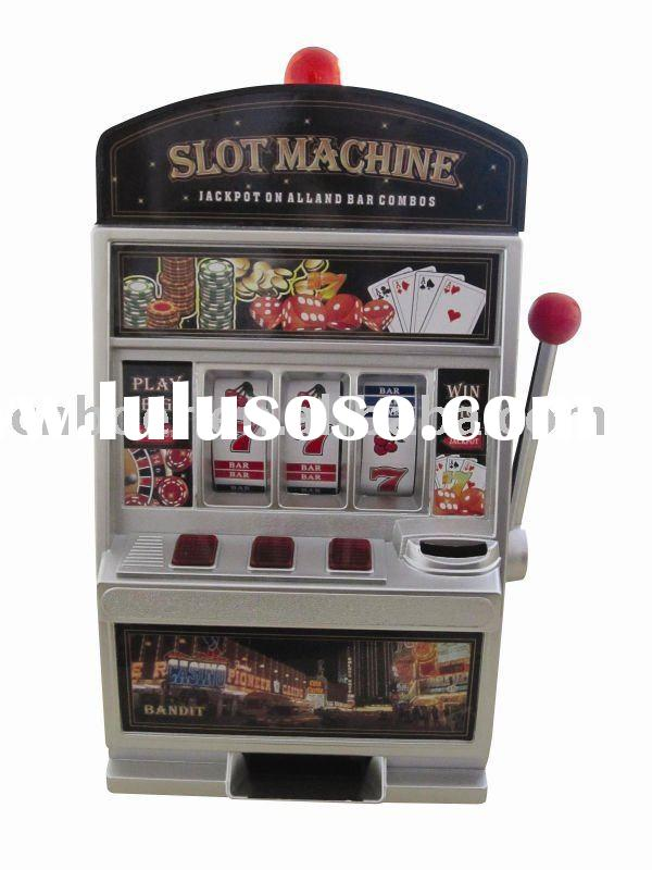 Saving Box For Slot Machine Type