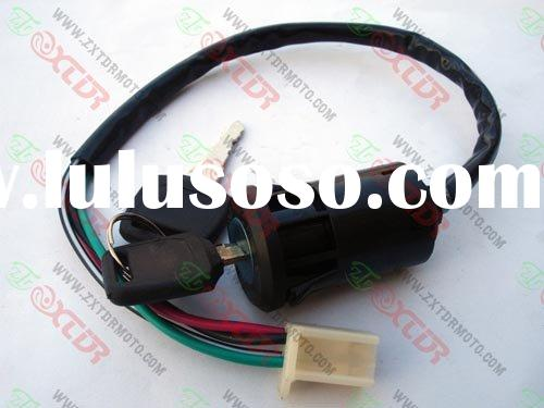Scooter ignition switch/motorcycle parts & accessories