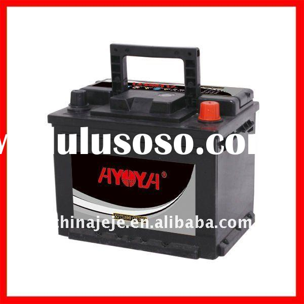 Sealed Lead Acid Battery Rechargeable Battery Car MF56019 12V60AH