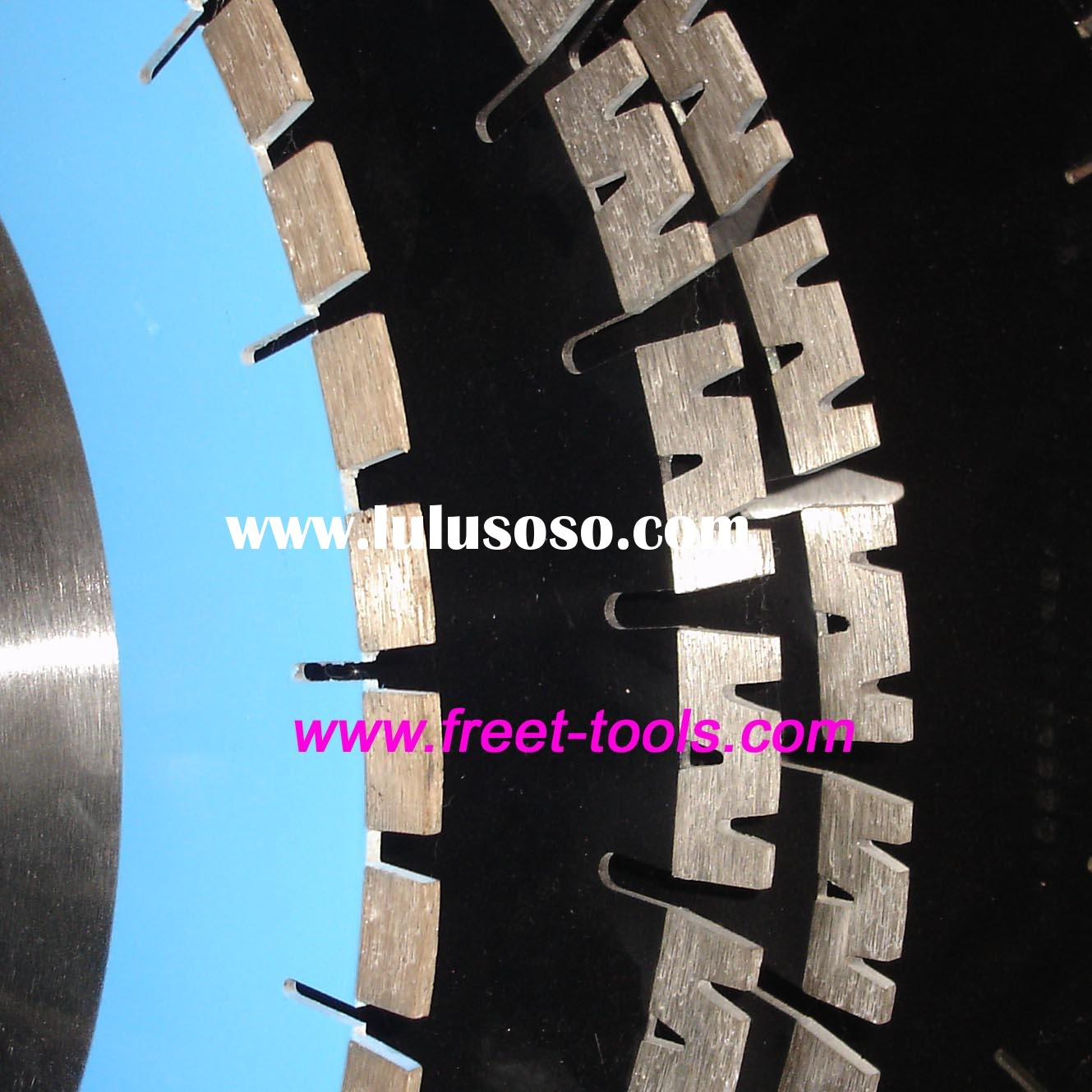 Segmented Saw Blade for marble,granite,concrete,asphalt,tiles,porcelain,demolition,diamond cutting d