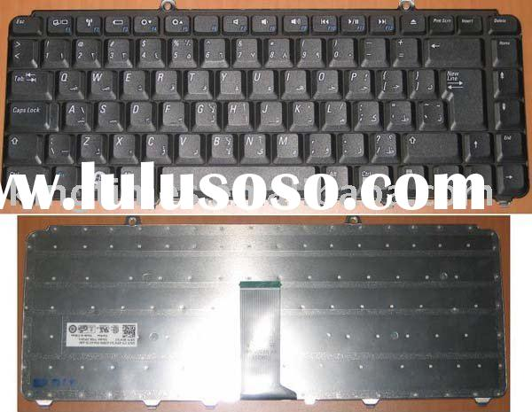 Sell Arabic laptop keyboard use for Dell 1400 1500 XPS M1330 series notebook