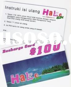 Sell phone card