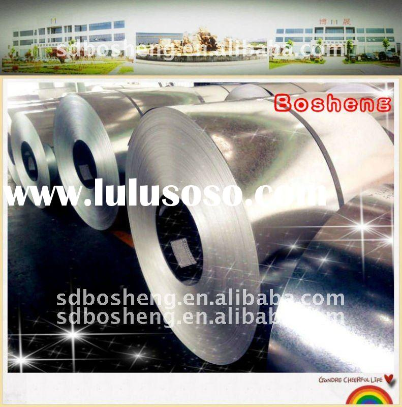 Shandong Bosheng Minerals & Metallurgy electro galvanized steel coil sheet