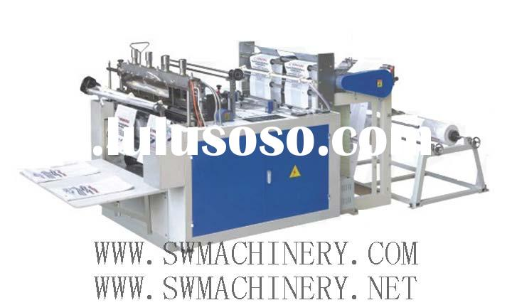 Shopping Bag making Machine(heat sealing cutting machine,heat seal machine)