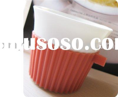 Silicone Glass Cup Holder