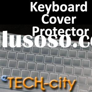 Silicone keyboard skin cover for notebook UMPC mini notebook