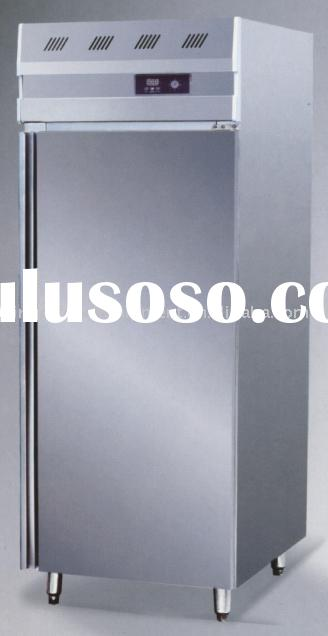 Single-door Stainless Steel Refrigeration/restaurant equipment/hotel equipment/kitchen equipment