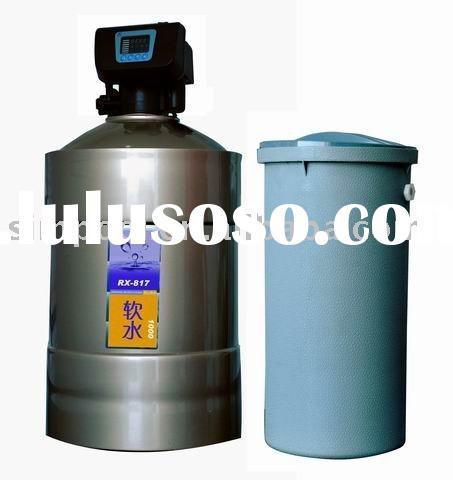 Small size water softener 2T